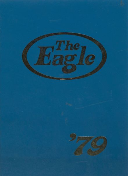 1979 Eagle Point High School Yearbook Cover