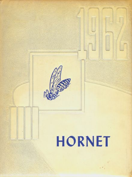 1962 Moline High School Yearbook Cover