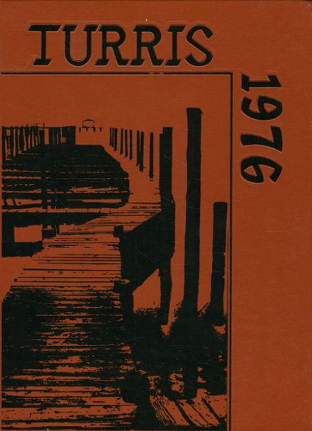 1976 Bolles School Yearbook Cover