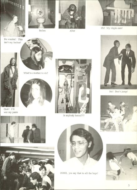 1971 Douglas County High School Yearbook Page 7