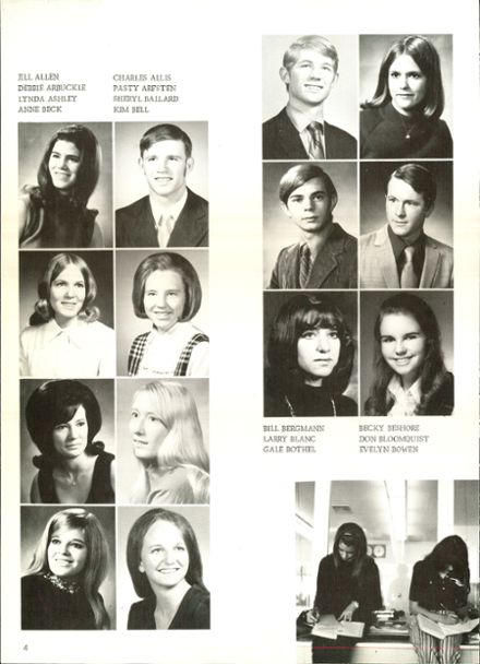 1971 Douglas County High School Yearbook Page 8
