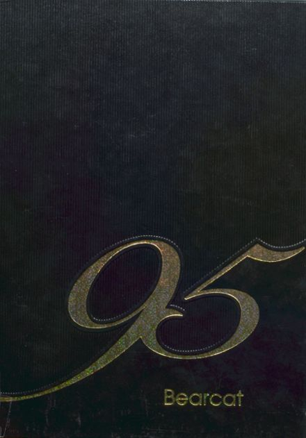 1995 Bentworth High School Yearbook Cover