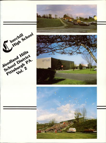 1983 Churchill Area High School Yearbook Page 5