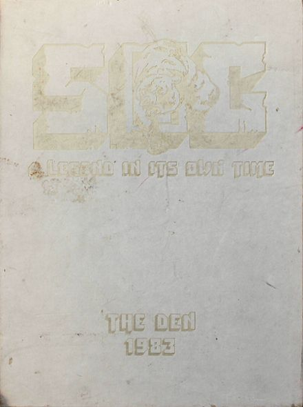 1983 South Oak Cliff High School Yearbook Cover