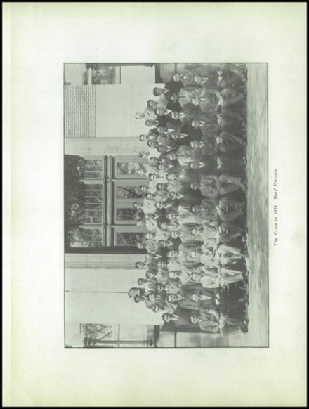 1928 South Park High School 206 Yearbook Page 6