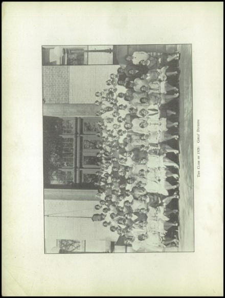 1928 South Park High School 206 Yearbook Page 8