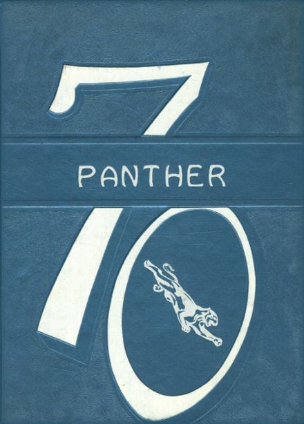 1970 Edmeston Central School Yearbook Cover