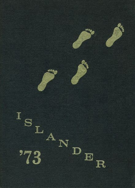 1973 Palm Beach Day School Yearbook Page 1