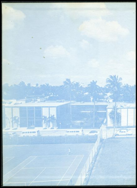 1973 Palm Beach Day School Yearbook Page 2