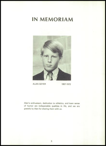 1973 Palm Beach Day School Yearbook Page 9
