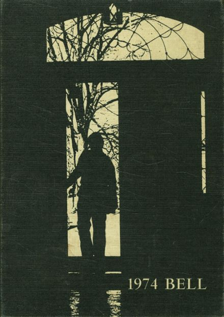 1974 Montgomery Bell Academy Yearbook Cover