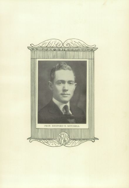 1923 River Falls High School Yearbook Page 5