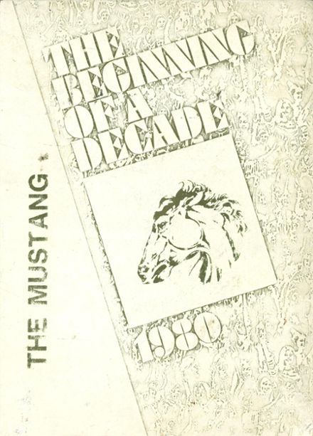 1980 Loretto High School Yearbook Cover