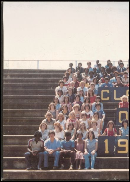 1980 Broken Bow High School Yearbook Page 2