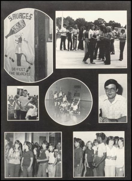 1980 Broken Bow High School Yearbook Page 8