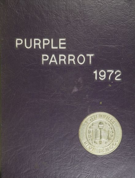 1972 Tottenville High School Yearbook Cover