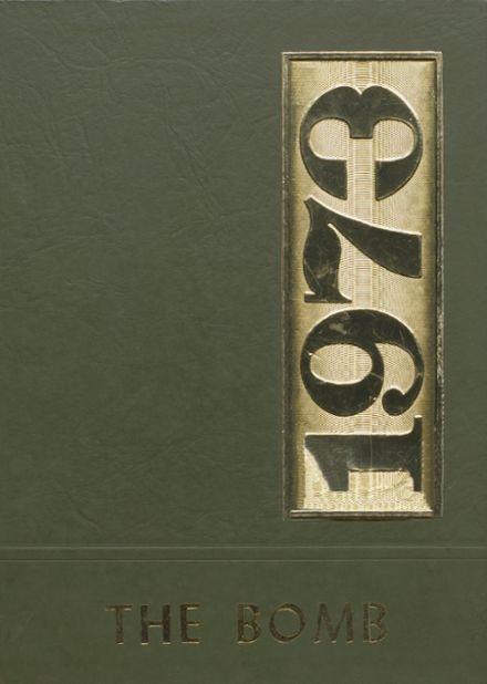 1973 Ballard Memorial High School Yearbook Cover