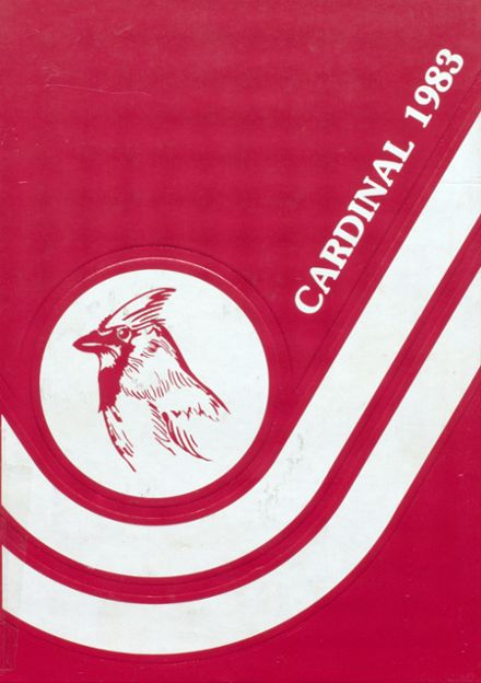 1983 Brighton High School Yearbook Cover