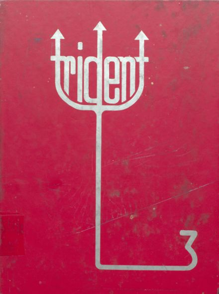 1975 West Lafayette High School Yearbook Cover