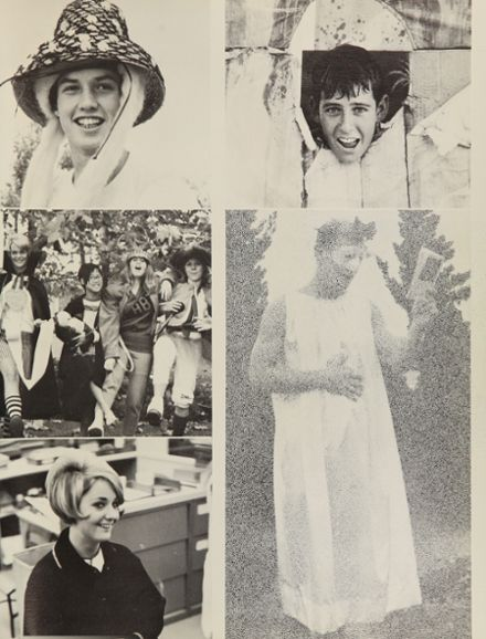 1968 Marina High School Yearbook Page 5