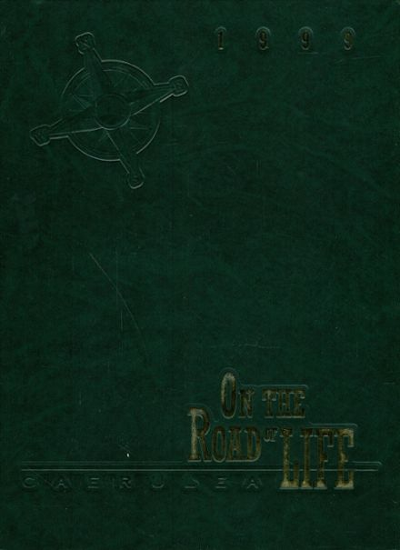 1999 Long Beach Polytechnic High School Yearbook Cover