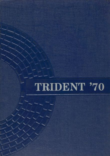 1970 West Lafayette High School Yearbook Cover