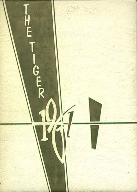 1961 Atkinson High School Yearbook Cover