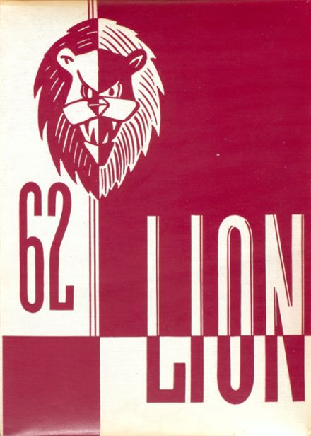 1962 Chelmsford High School Yearbook Cover