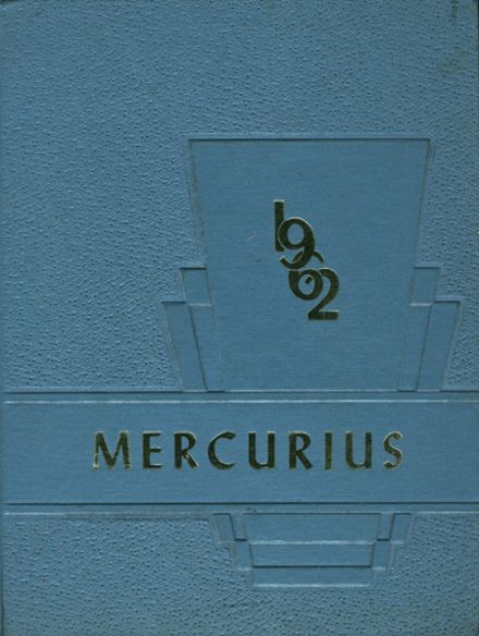 1962 Bridgewater Classical Academy Yearbook Cover