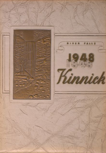 1948 River Falls High School Yearbook Page 1