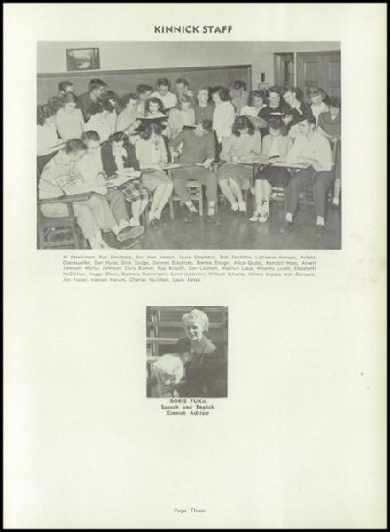 1948 River Falls High School Yearbook Page 7