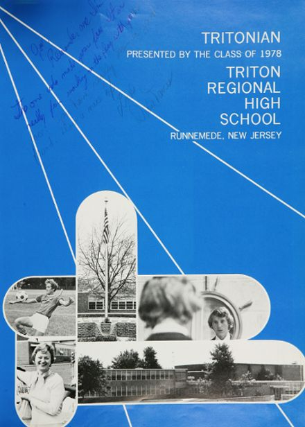 1978 Triton Regional High School Yearbook Page 5