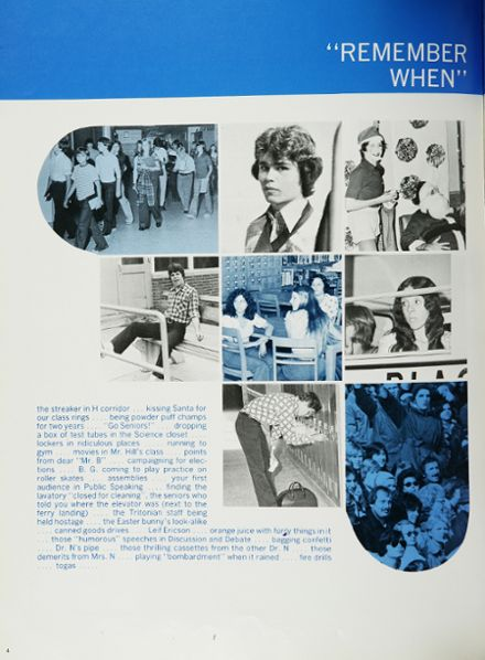 1978 Triton Regional High School Yearbook Page 8
