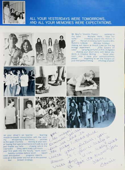 1978 Triton Regional High School Yearbook Page 9