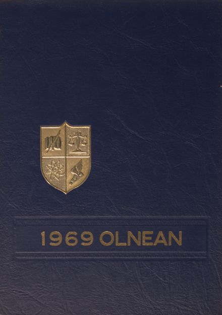 1969 East Richland High School Yearbook Cover