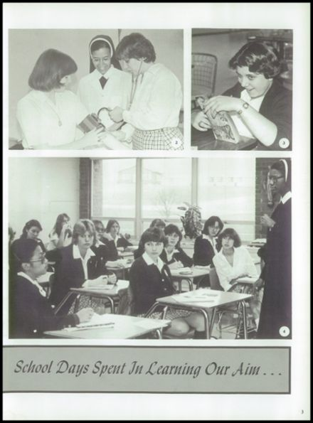 1978 Notre Dame Academy Yearbook Page 7