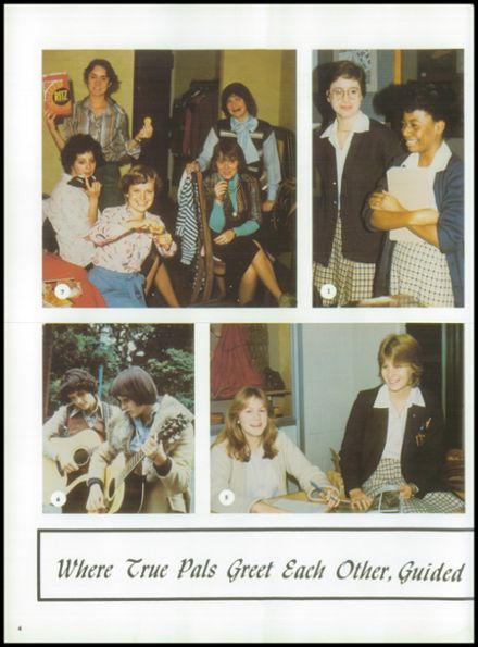 1978 Notre Dame Academy Yearbook Page 8