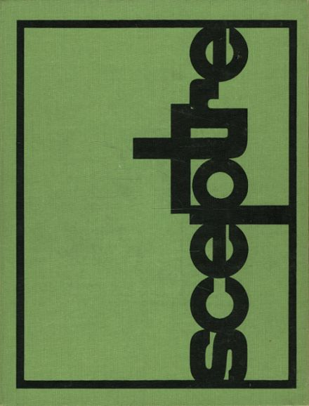 1974 Bethlehem Catholic High School Yearbook Cover