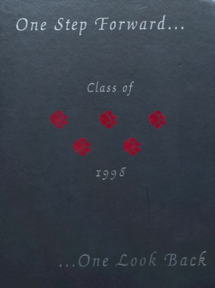 1998 Bloomfield High School Yearbook Cover