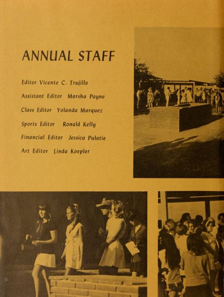 1971 Perris High School Yearbook Page 6