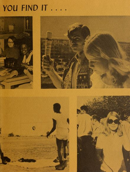 1971 Perris High School Yearbook Page 9