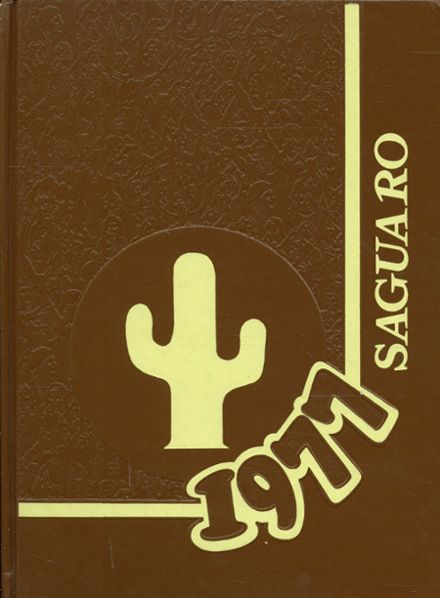 1977 Florence High School Yearbook Cover