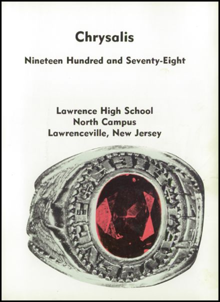 1978 Lawrence High School Yearbook Page 5
