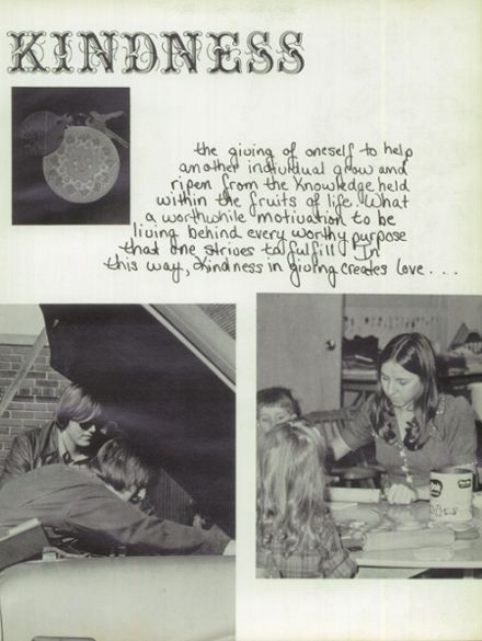 1974 Clinton High School Yearbook Page 9