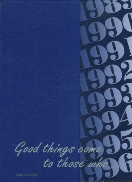 1996 Ragsdale High School Yearbook Cover