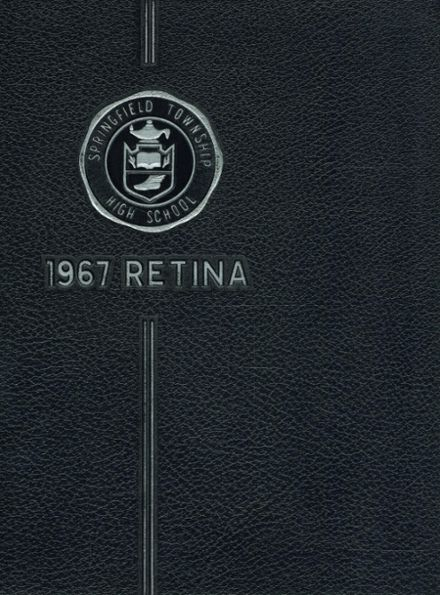 1967 Springfield Township (Montgomery County) High School Yearbook