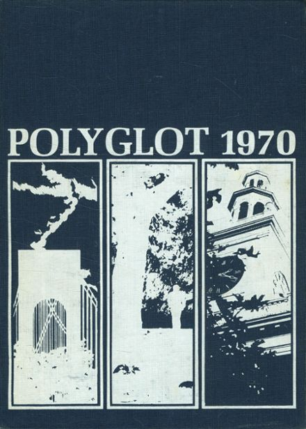 1970 Polytechnic High School Yearbook Cover