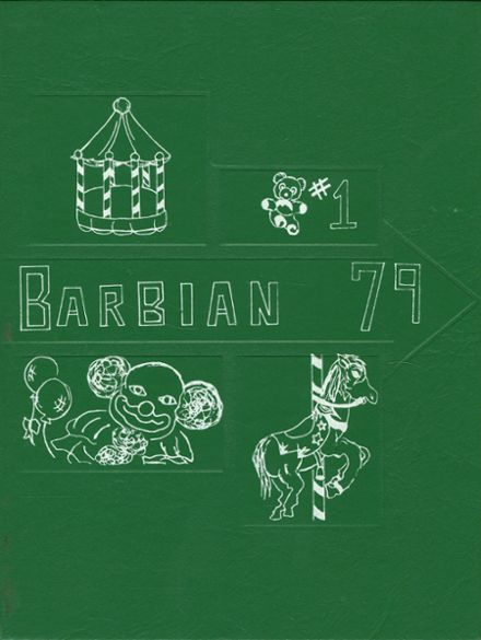 1979 St. Barbara High School Yearbook Page 1