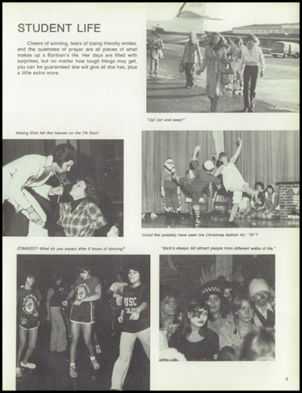 1979 St. Barbara High School Yearbook Page 7
