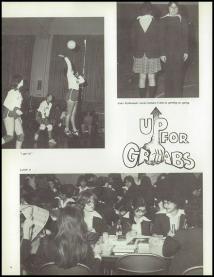 1979 St. Barbara High School Yearbook Page 8